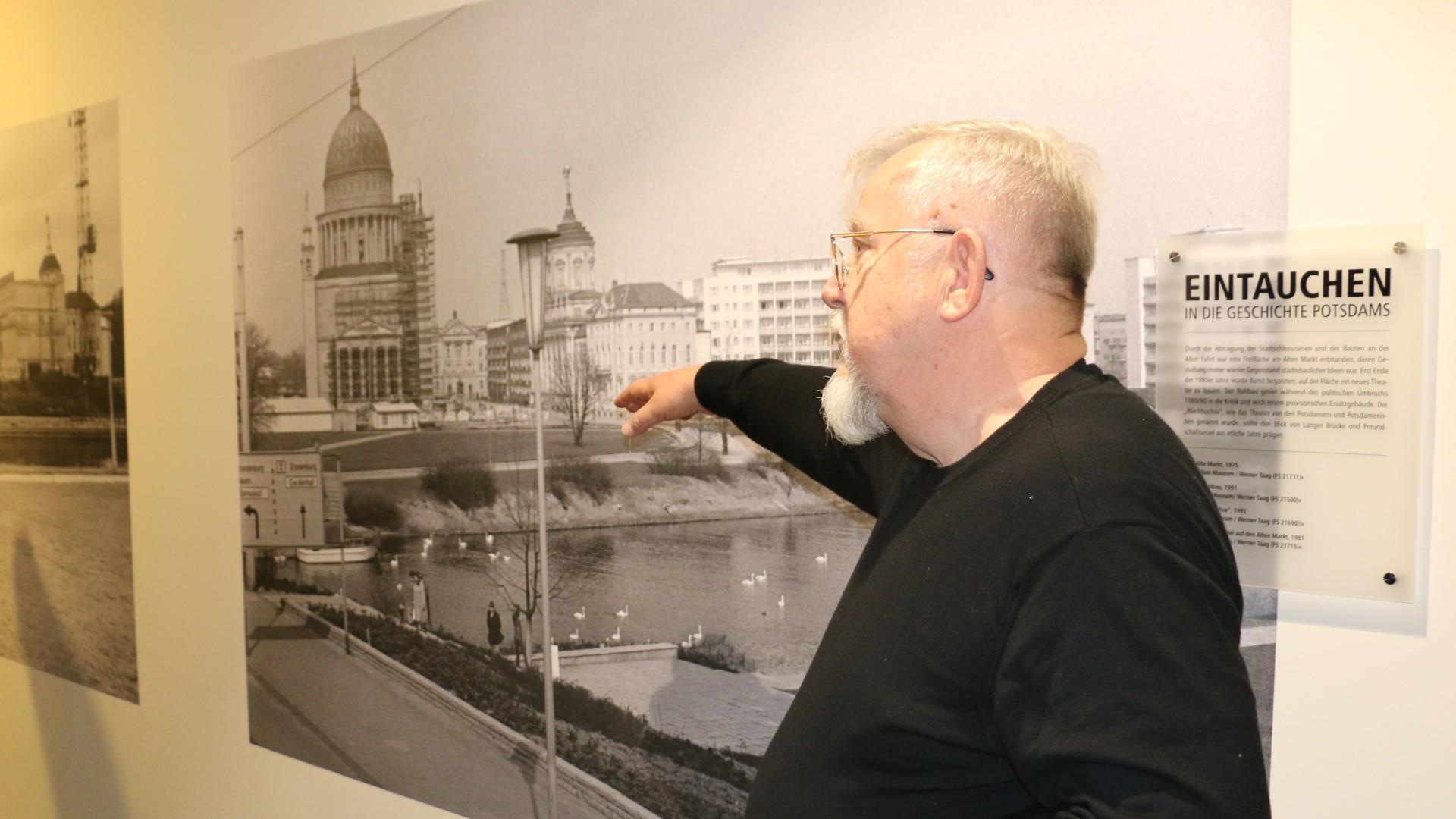 EINTAUCHEN IN POTSDAM – KUNST IM BAD - Dauerausstellung im blu