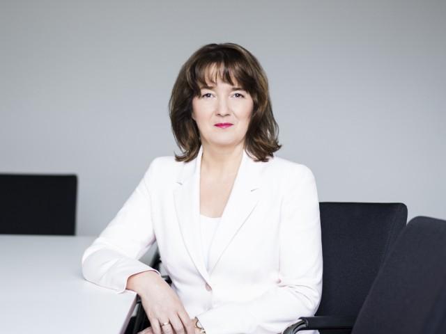 Ute Sello, Geschäftsführerin der Bäderlandschaft Potsdam GmbH, © Karoline Wolf