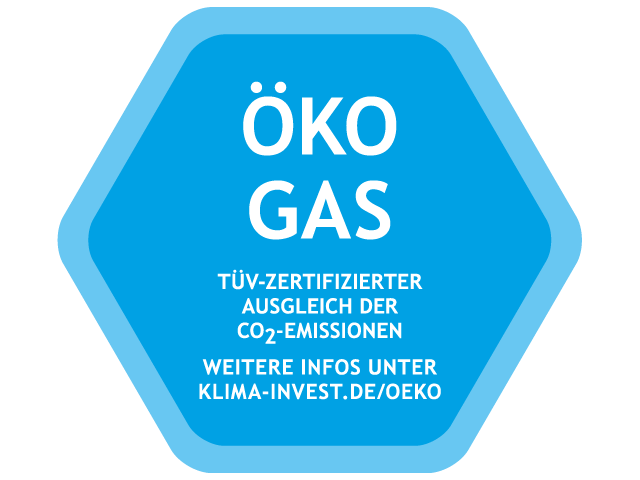 Label Ökogas