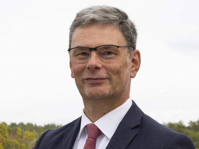 Portrait von Eckard Veil – Geschäftsführer der Energie und Wasser Potsdam GmbH, © Katrin Paulus
