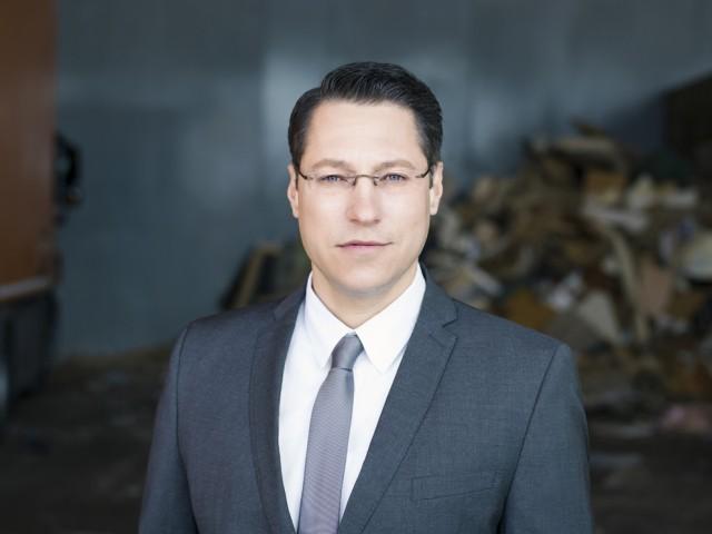 Florian Freitag, Geschäftsführer Stadtentsorgung Potsdam GmbH, © Karoline Wolf