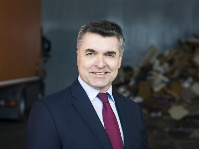Dr. Burkhard Greiff, Geschäftsführer Stadtentsorgung Potsdam GmbH, © Karoline Wolf