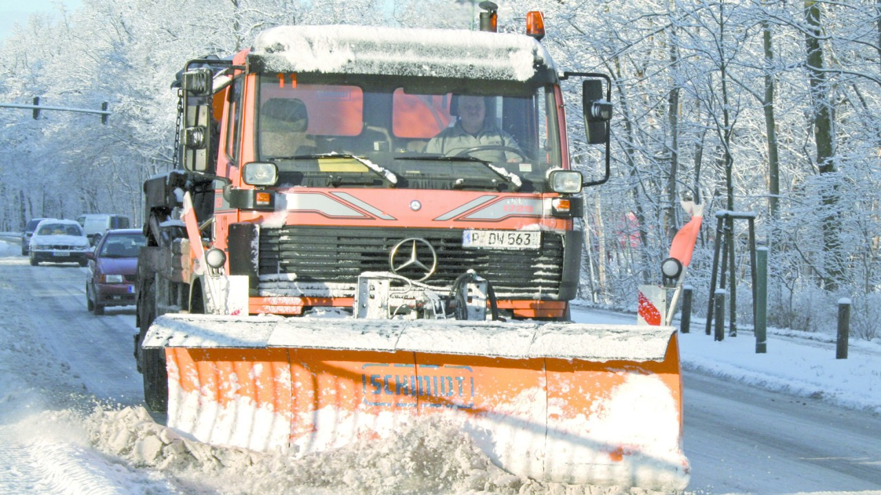 STEP-Winterdienstfahrzeug1, © Katrin Paulus